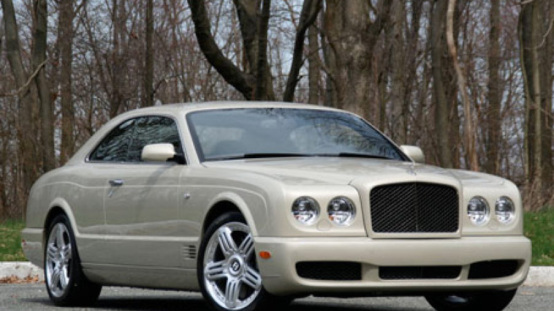 2009 Bentley Brooklands #20