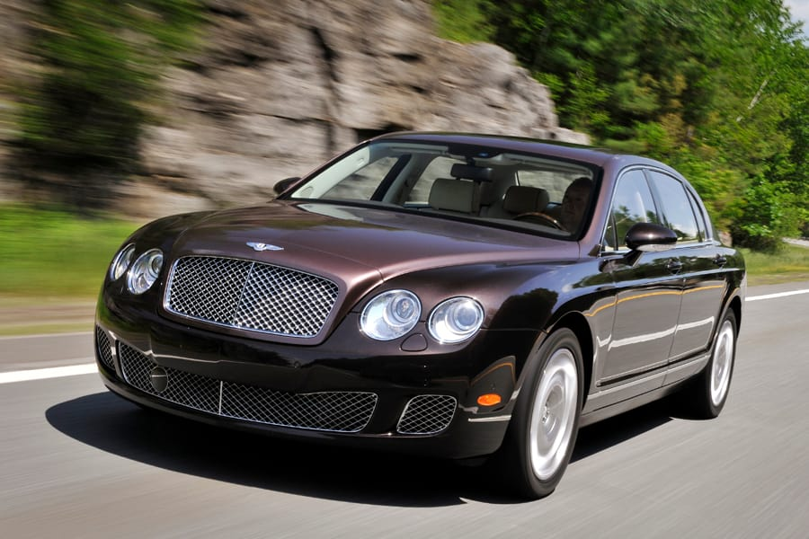 2009 Bentley Continental Flying Spur #21