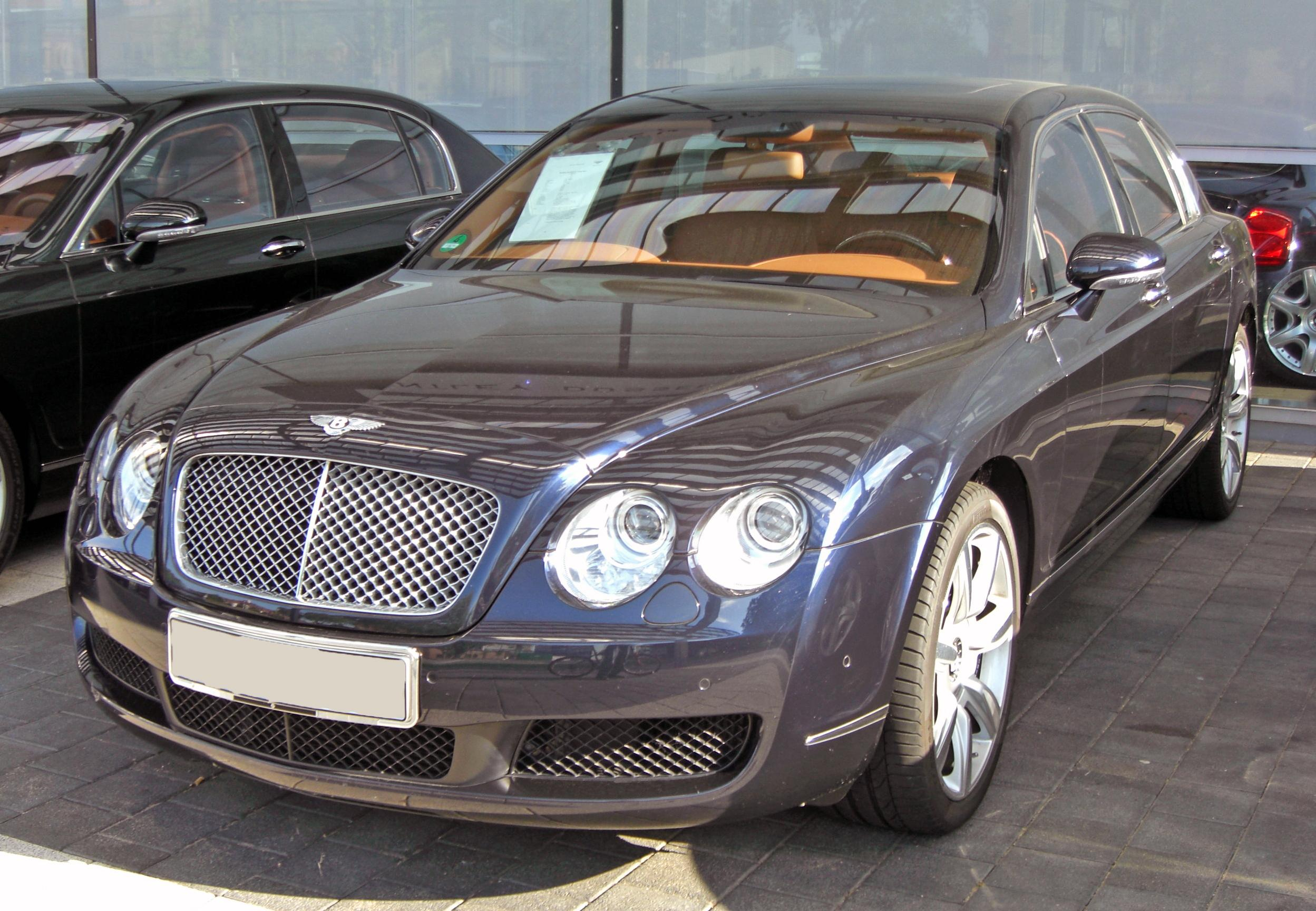2009 Bentley Continental Flying Spur #22