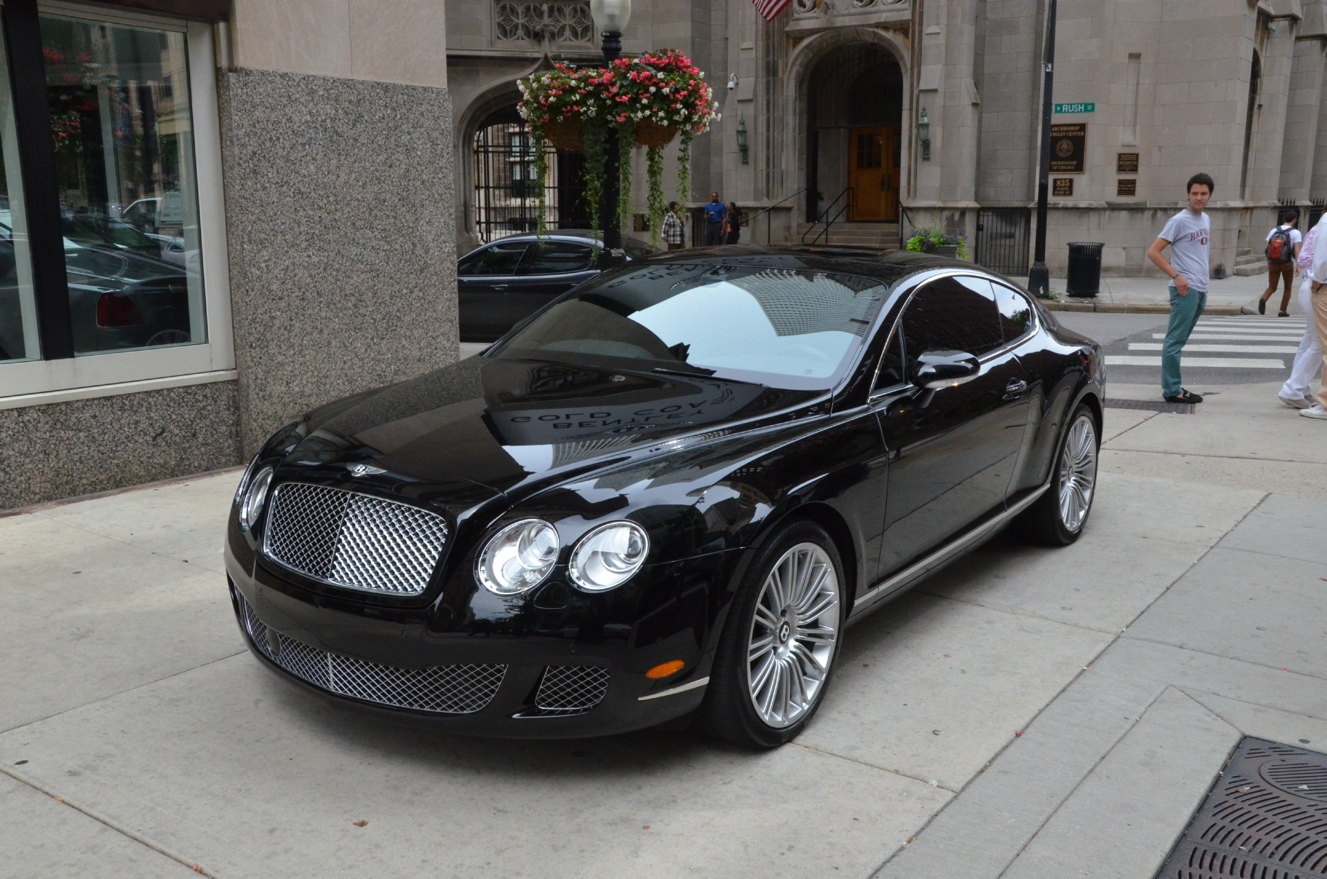 2009 Bentley Continental Gt #21