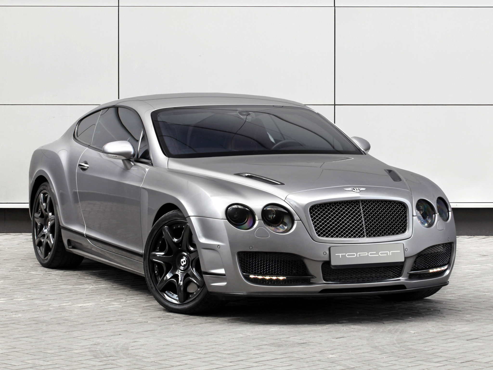 2009 Bentley Continental Gt #20