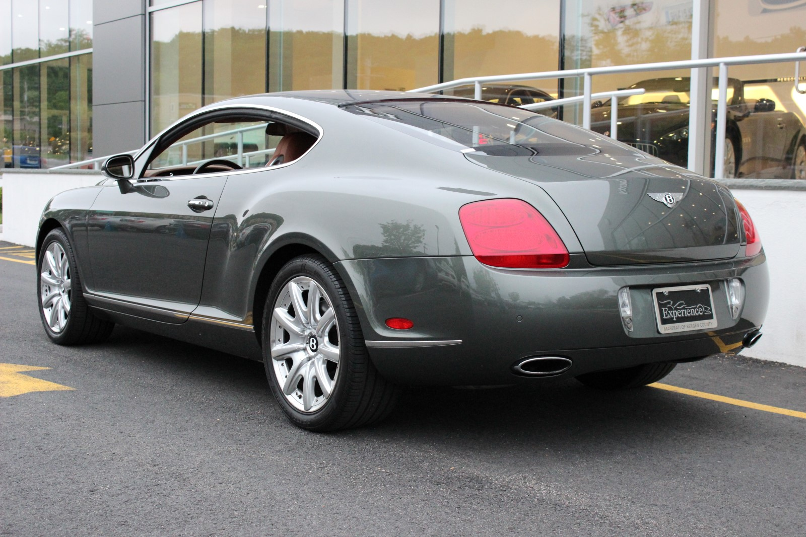 2009 Bentley Continental Gt #22