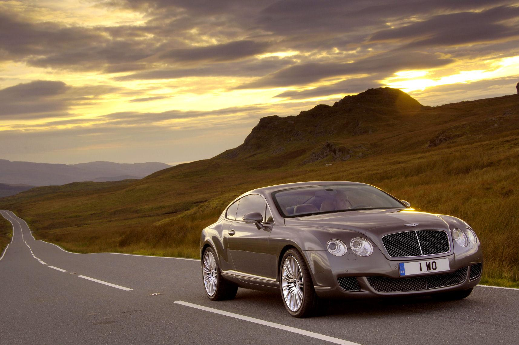 2009 Bentley Continental Gt Speed #21
