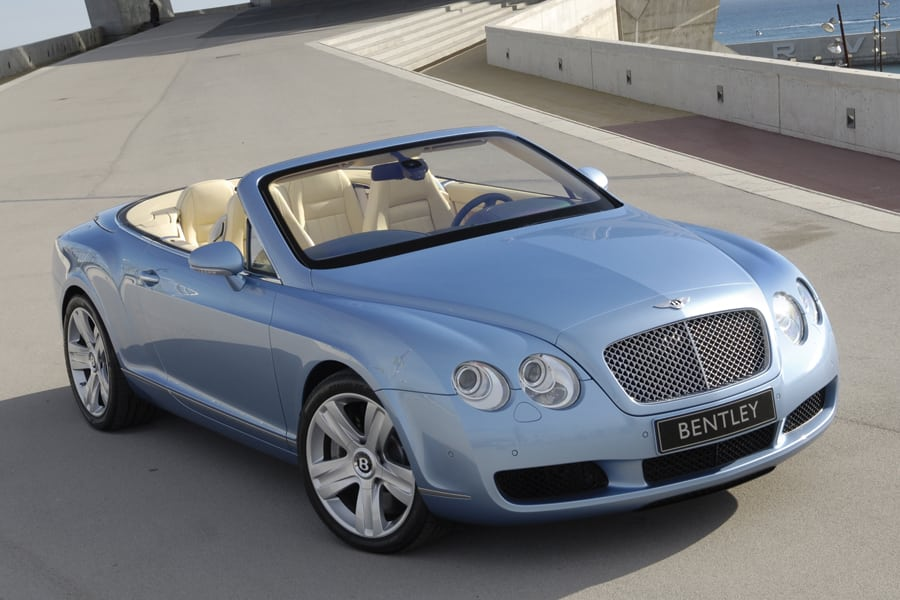 2009 Bentley Continental Gtc #21