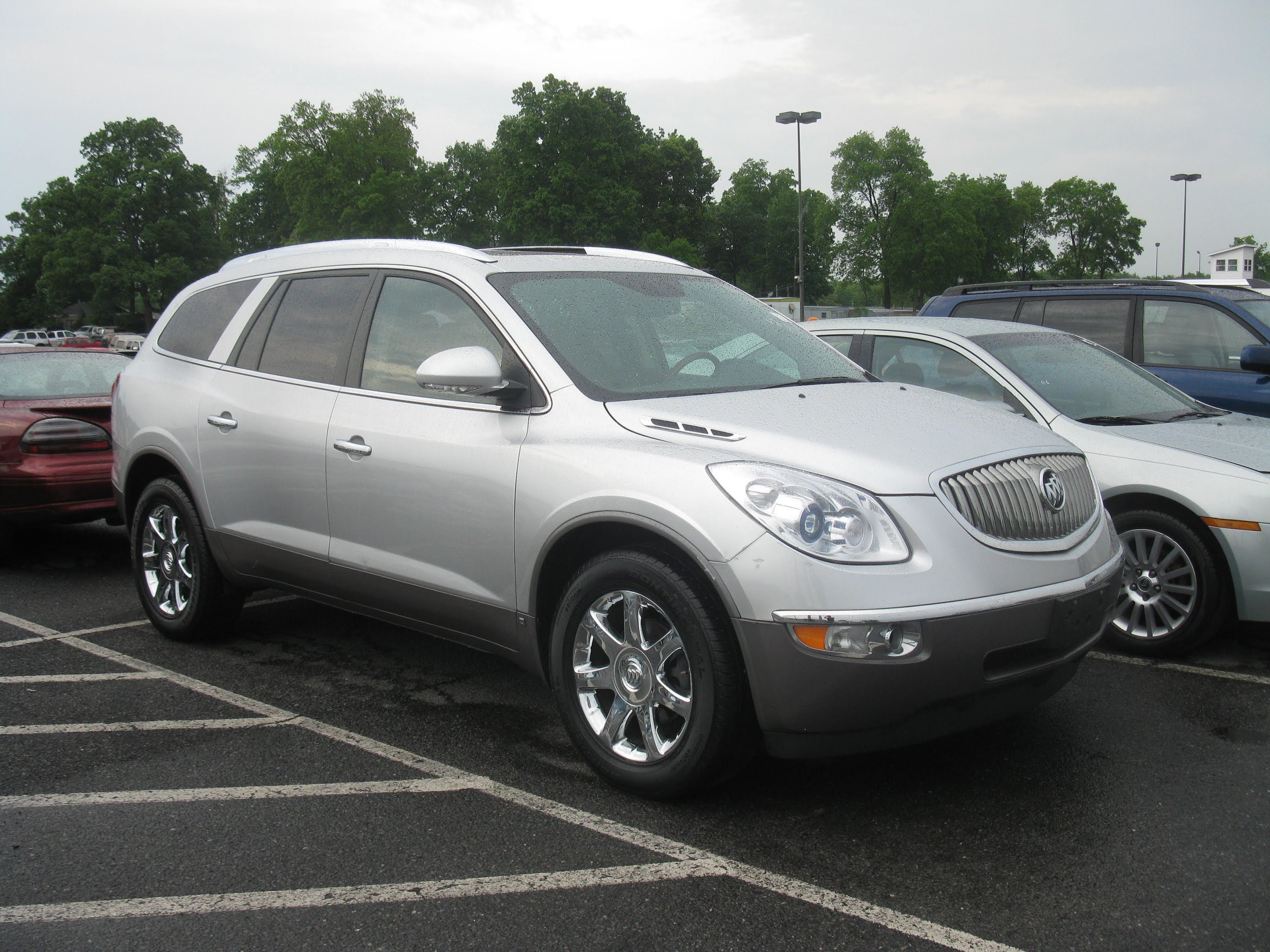 enclaves review buick speed cars enclave top