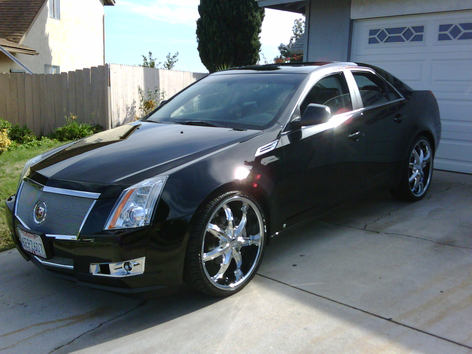 2009 Cadillac Cts Photos, Informations, Articles - BestCarMag.com