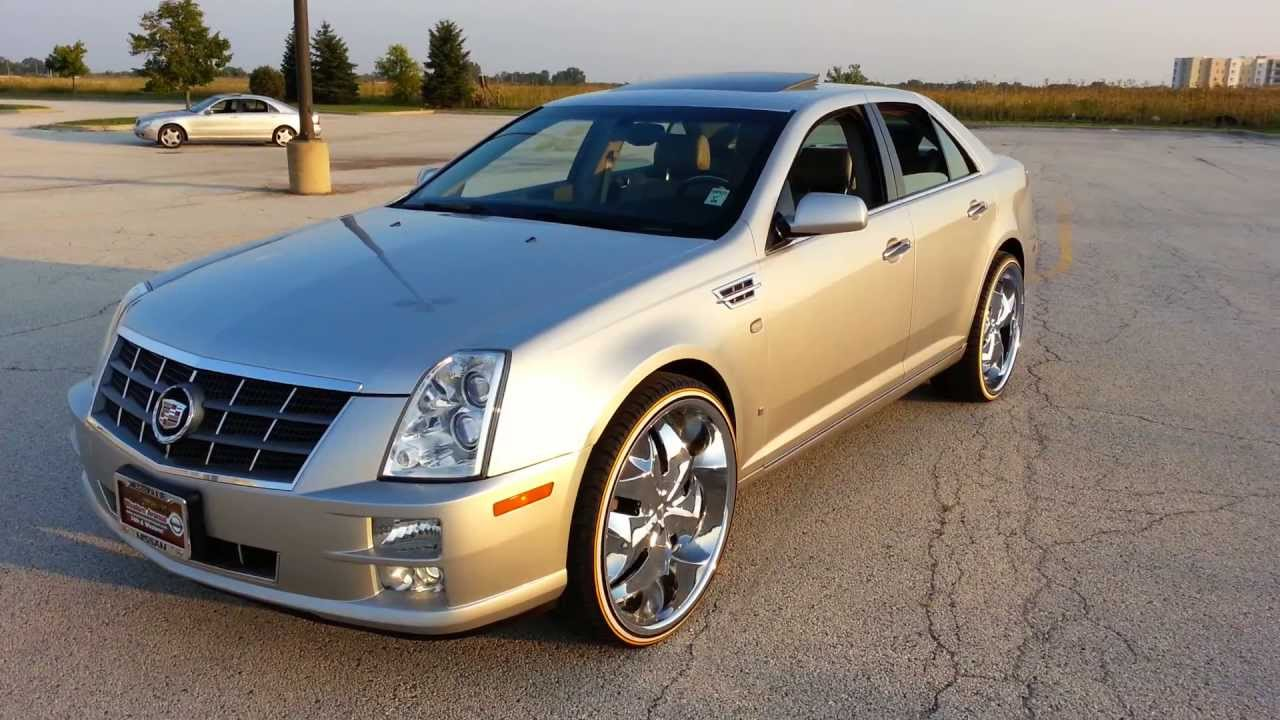 2009 Cadillac Sts Photos, Informations, Articles - BestCarMag.com