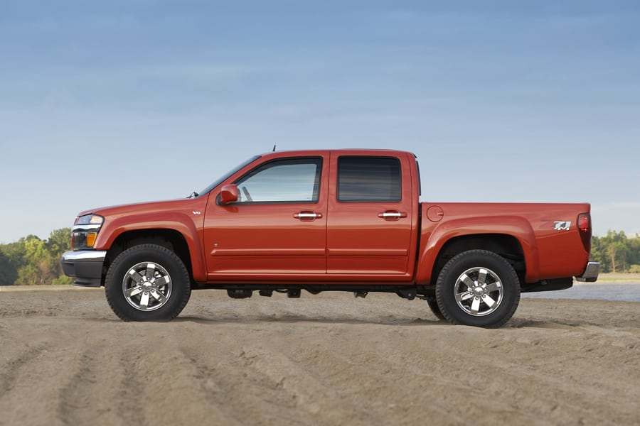 2009 Chevrolet Colorado #15