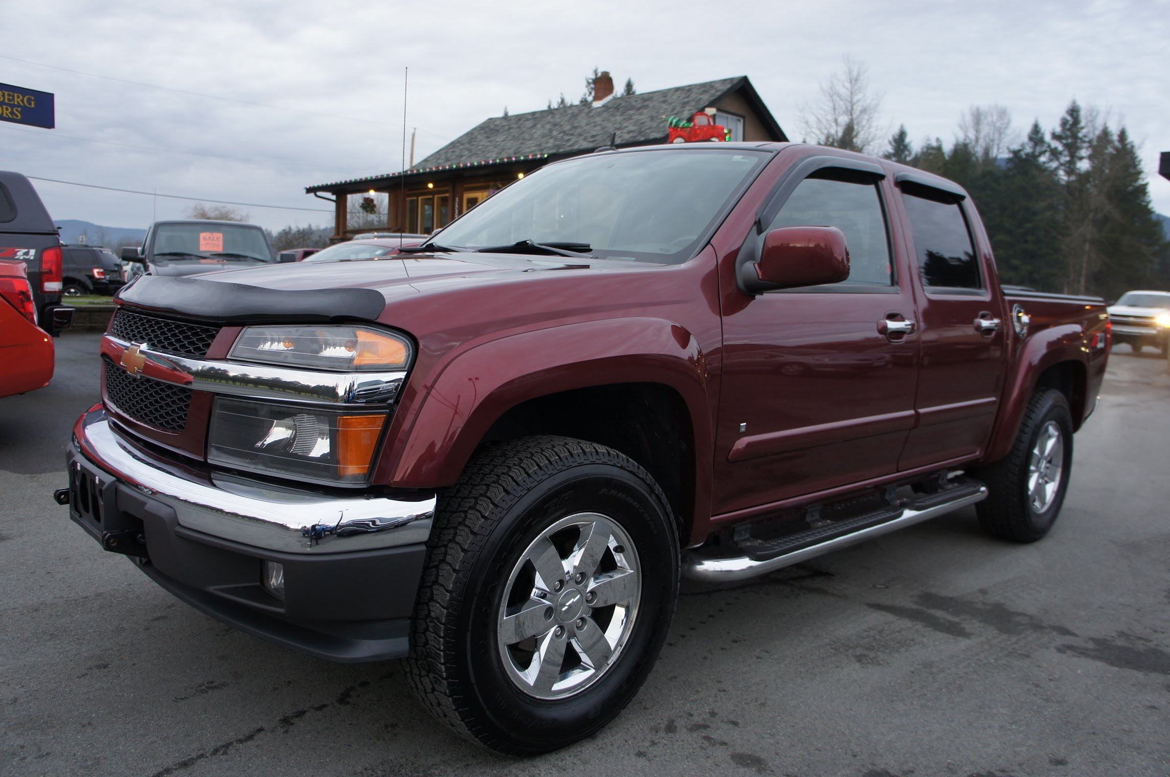 2009 Chevrolet Colorado #14