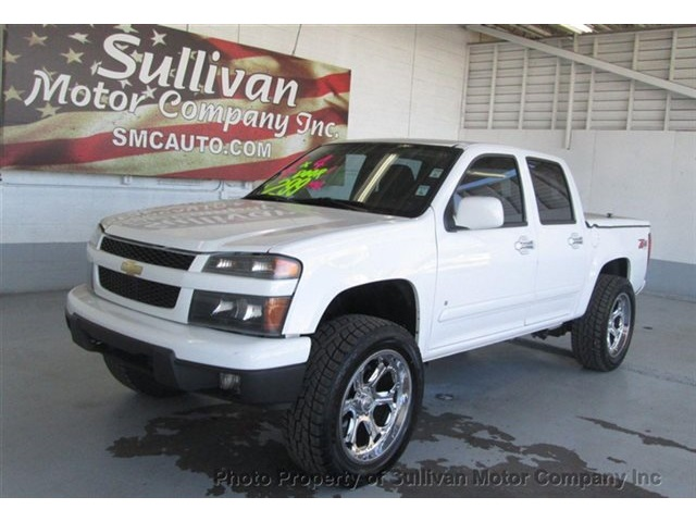 2009 Chevrolet Colorado #18