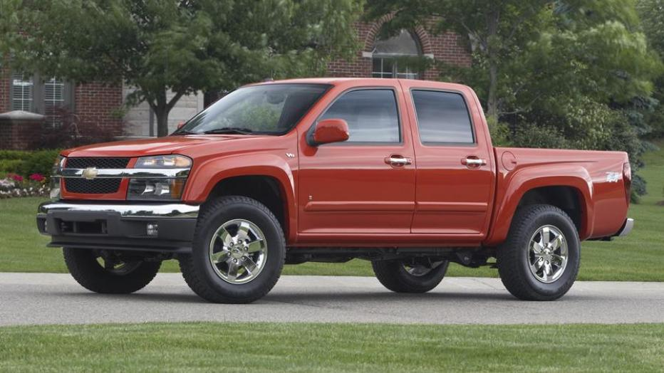 2009 Chevrolet Colorado #17