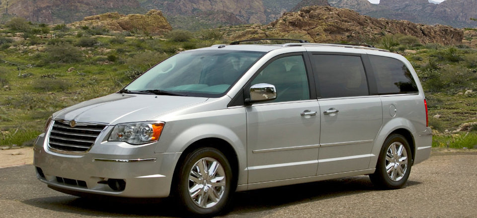 2009 Chrysler Town And Country #14