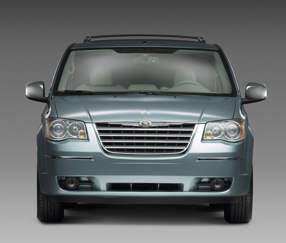 2009 Chrysler Town And Country #16