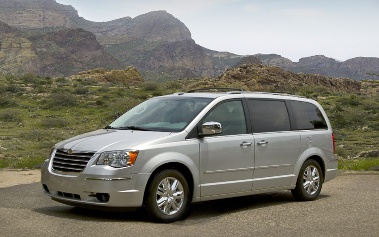 2009 Chrysler Town And Country #15