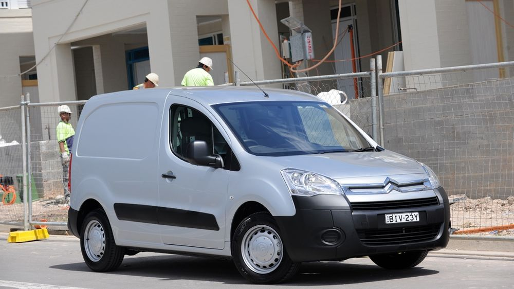 2009 Citroen Berlingo #16