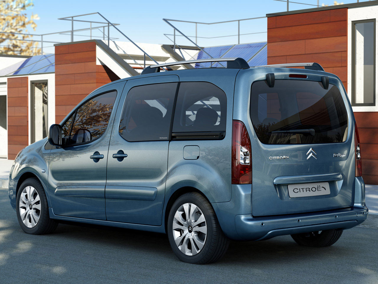 2009 Citroen Berlingo #19