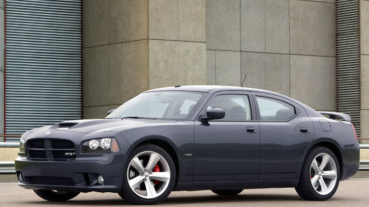 2009 Dodge Charger #12
