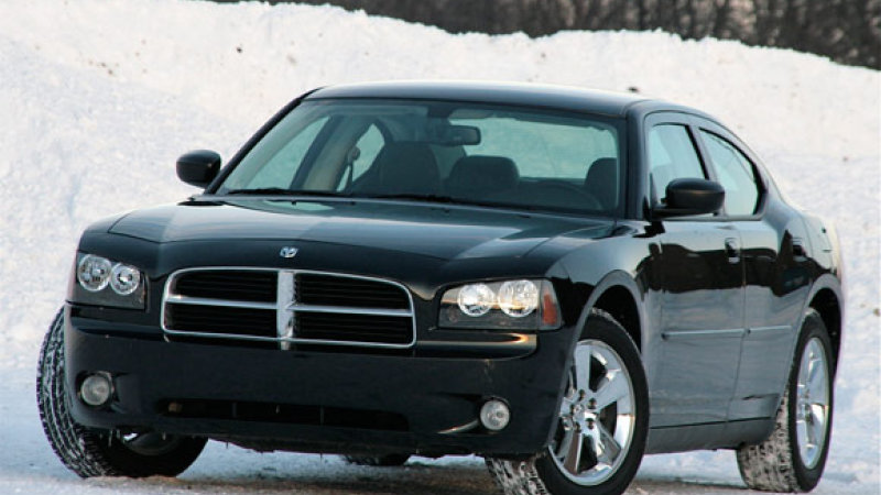 2009 Dodge Charger #16