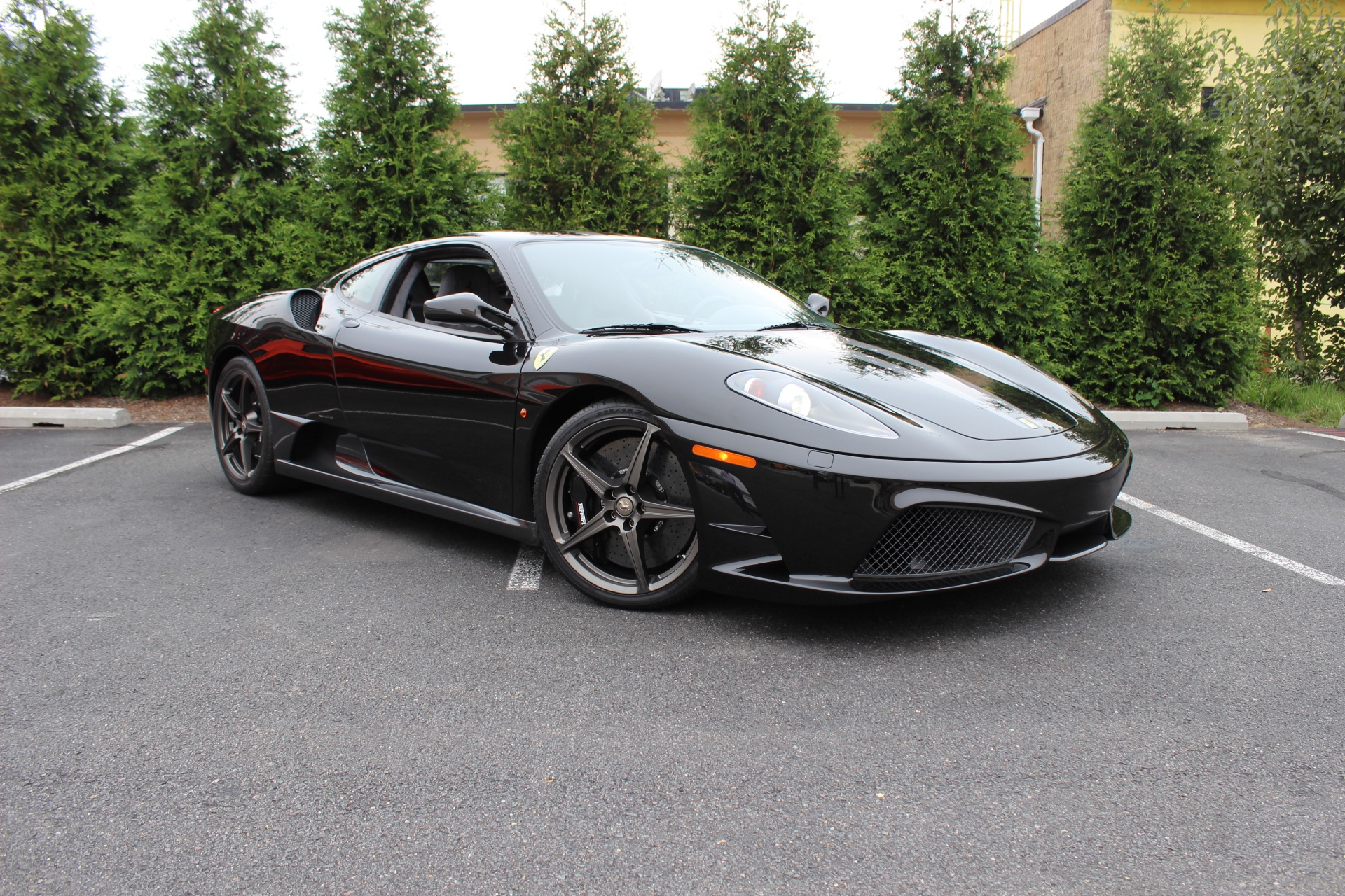 2009 ferrari 430 scuderia photos informations articles. Black Bedroom Furniture Sets. Home Design Ideas