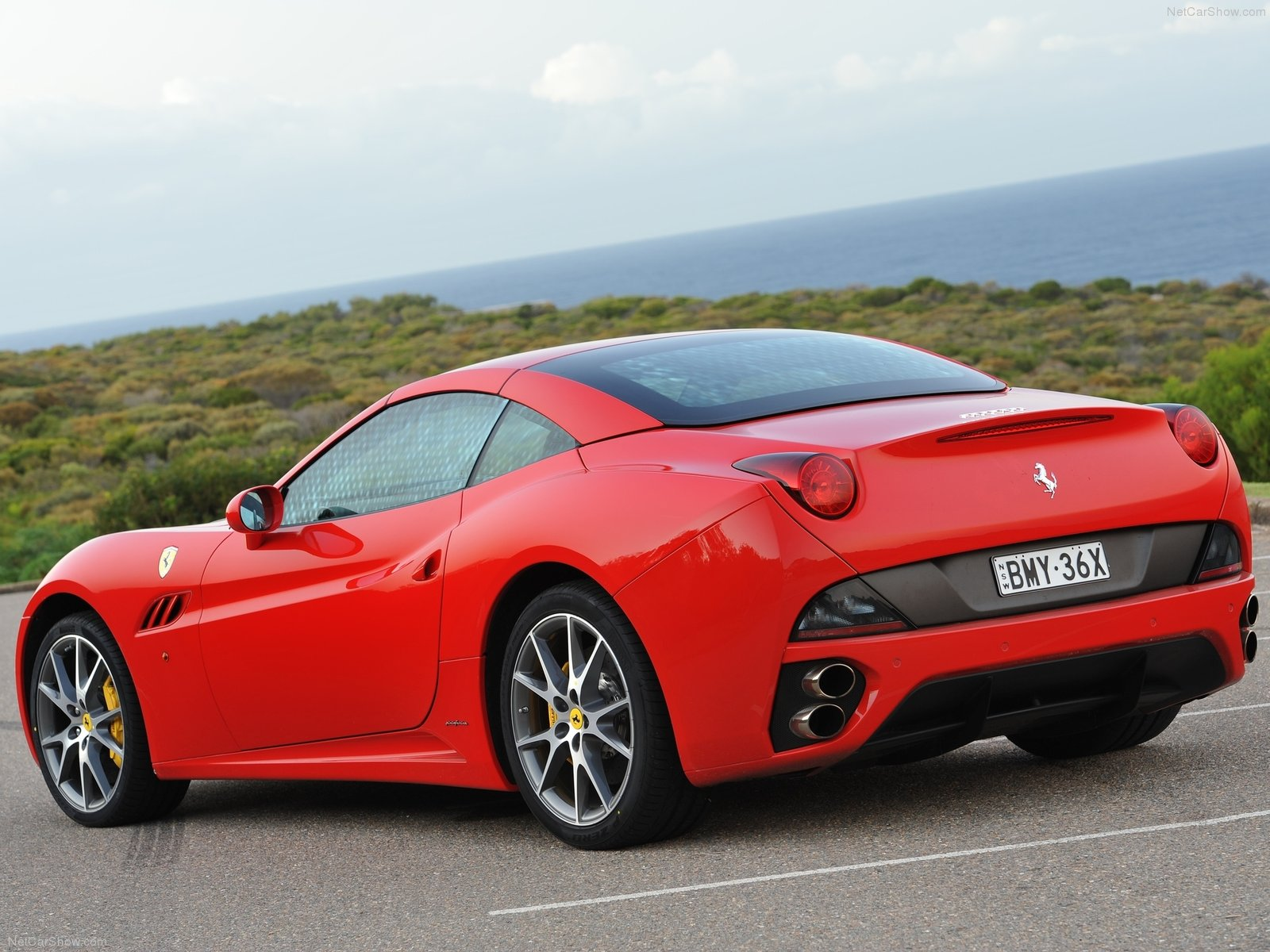 2009 Ferrari California #15