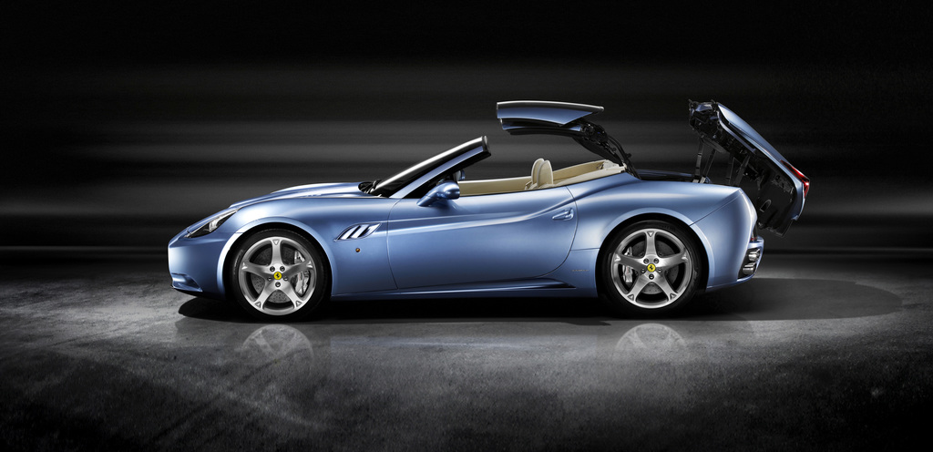 2009 Ferrari California #14