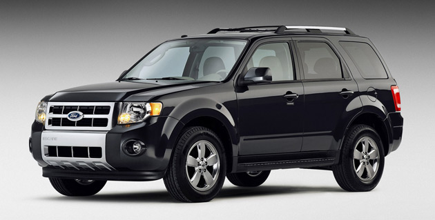2009 Ford Escape Hybrid #10