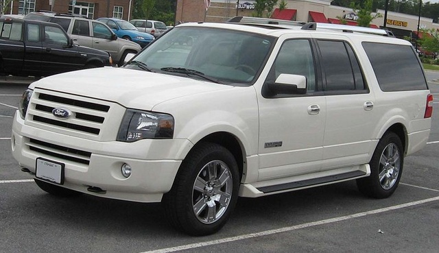 2009 Ford Expedition El #14