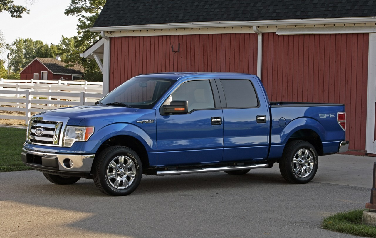 2009 Ford F 150 16