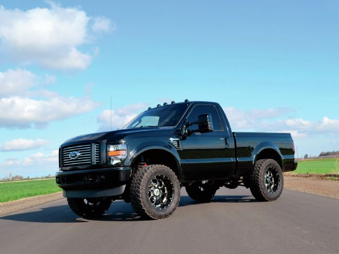 2009 ford f 250 super duty photos informations articles. Black Bedroom Furniture Sets. Home Design Ideas