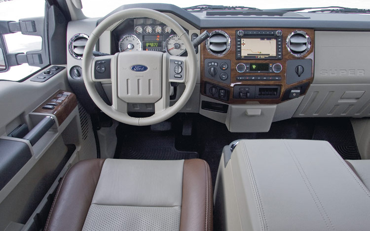 2009 Ford F-250 Super Duty #16