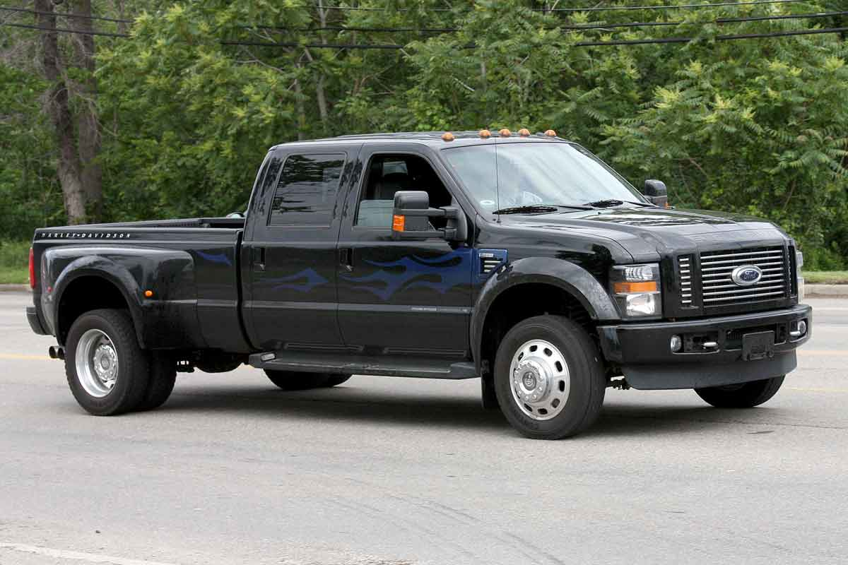 2009 Ford F-450 #20