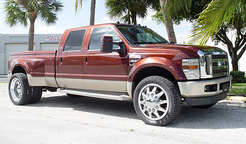 2009 Ford F-450 #19