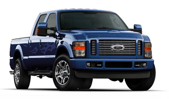 2009 Ford F-450 #18