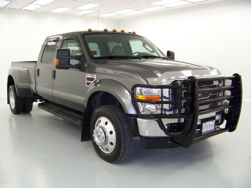 2009 Ford F-450 #21