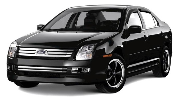 2009 Ford Fusion #14