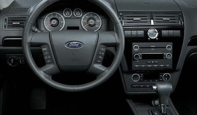 2009 Ford Fusion #15