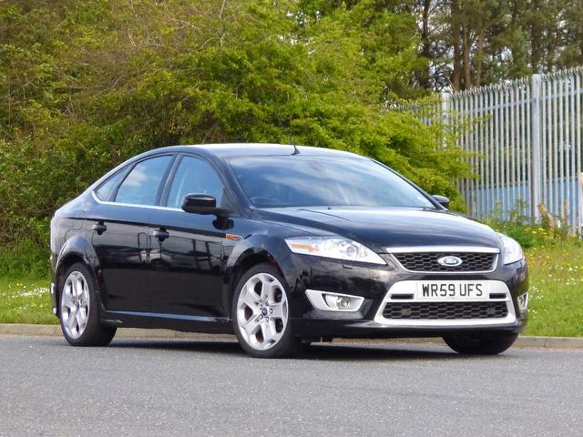 2009 Ford Mondeo #24