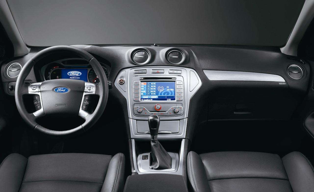 2009 Ford Mondeo #27