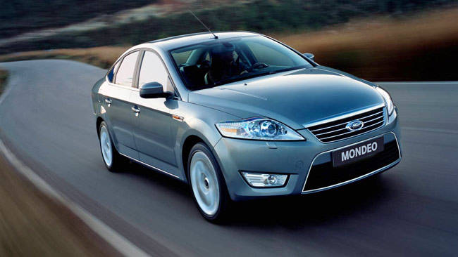 2009 Ford Mondeo #20