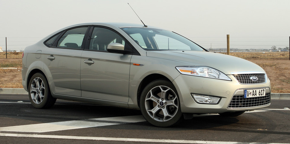 2009 Ford Mondeo #19