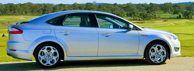 2009 Ford Mondeo #22