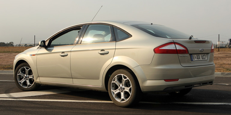 2009 Ford Mondeo #21
