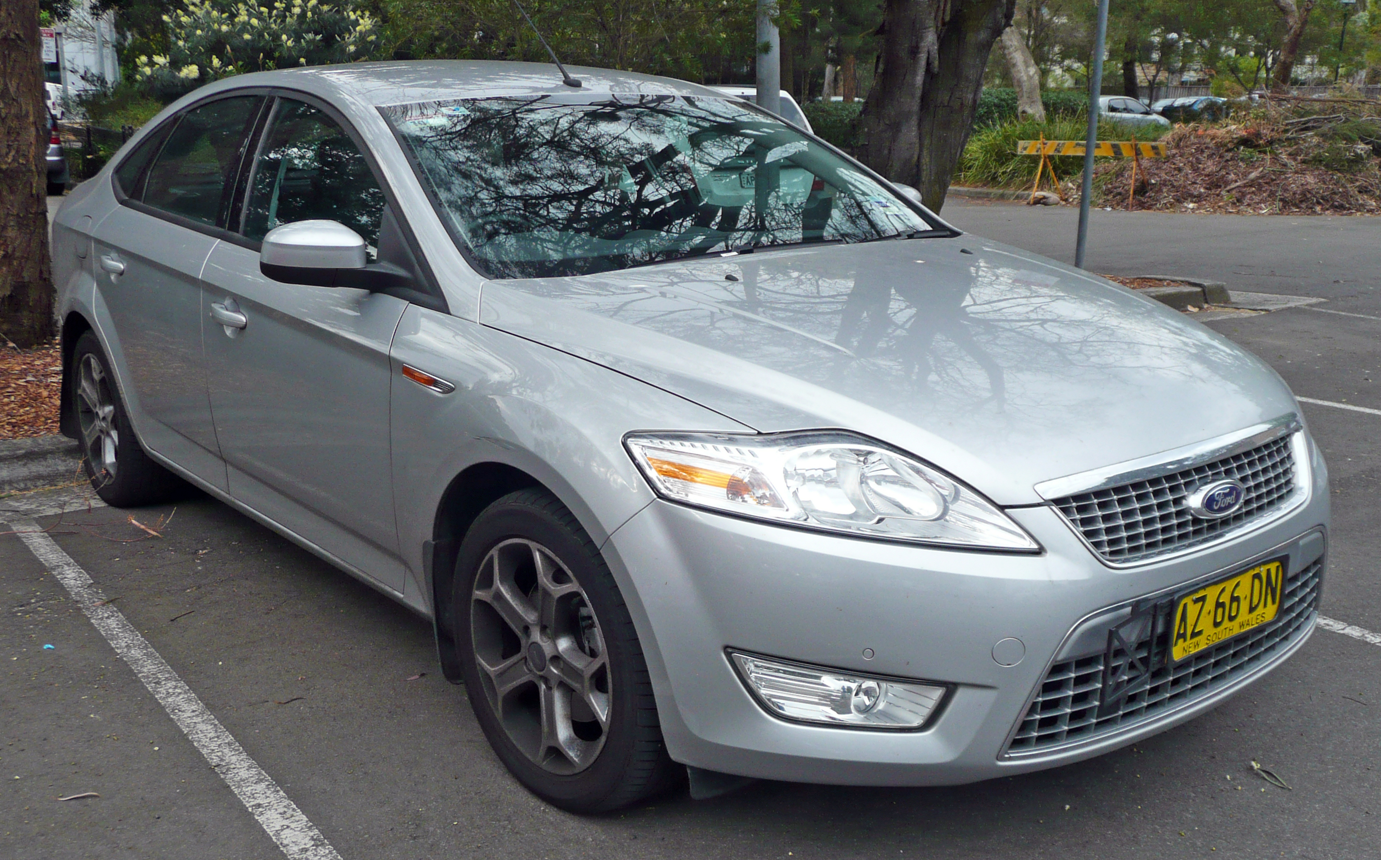 2009 Ford Mondeo #25