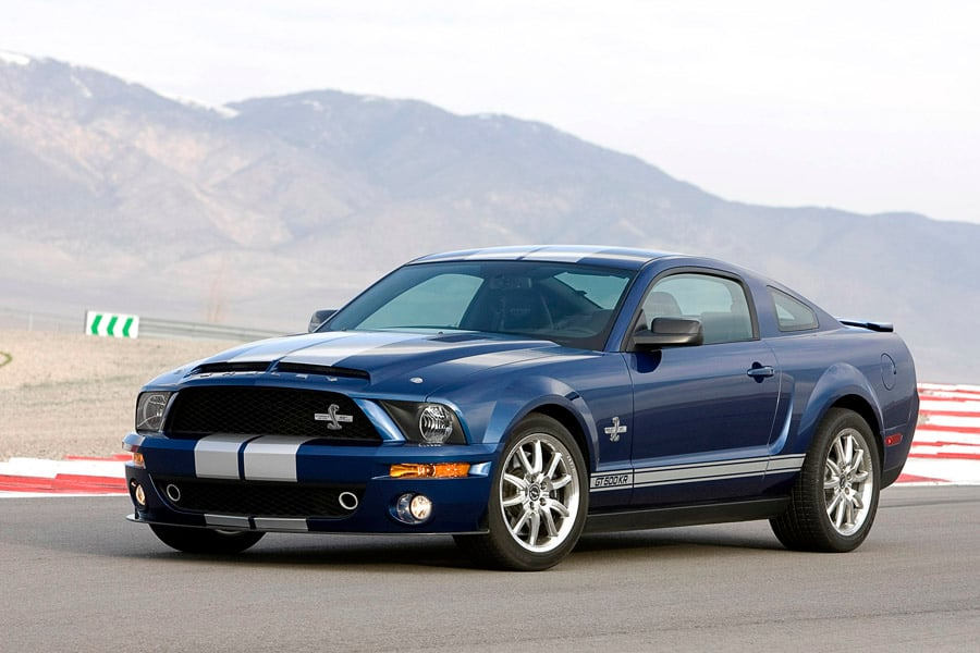 2009 Ford Mustang #20
