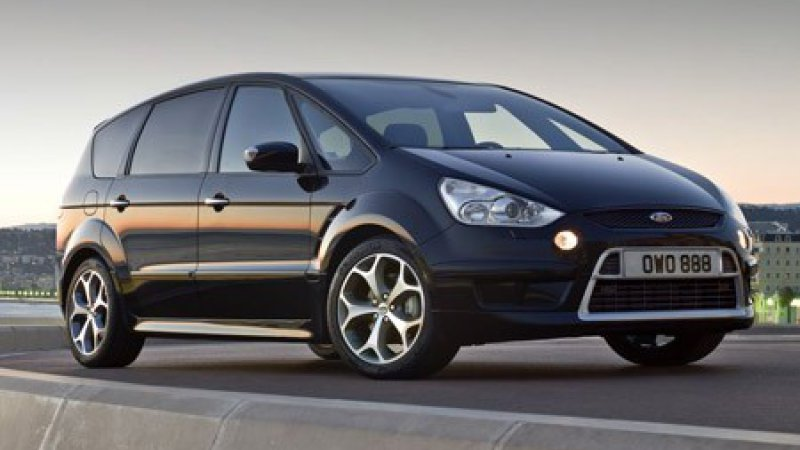 2009 Ford S-Max #24