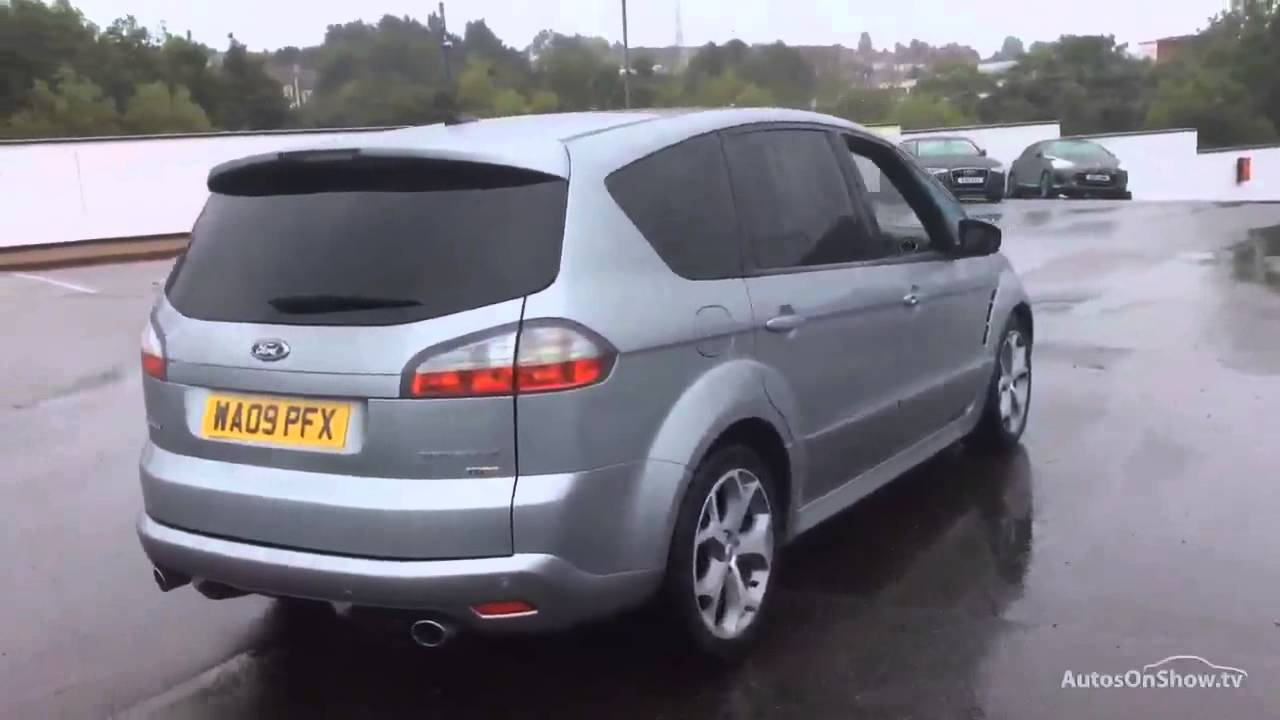 2009 Ford S-Max #21
