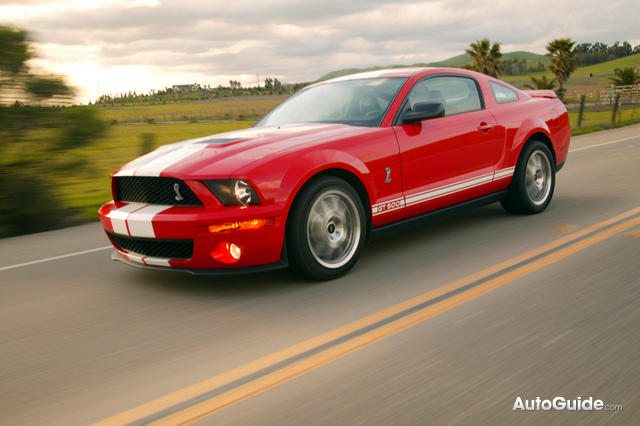2009 Ford Shelby Gt500 #21