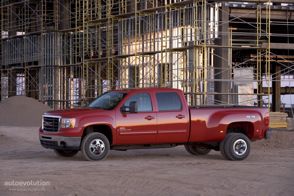 2009 GMC Sierra 3500hd #17