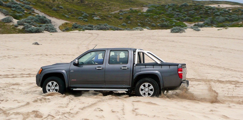 2009 Holden Colorado #11