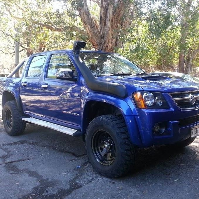 2009 Holden Colorado #16